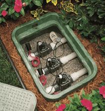 Bewasserungssysteme Fur Den Garten Novelta Beregnungsanlagen