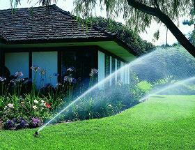 Regensensor Sprinkleranlage Sprinkleranlage