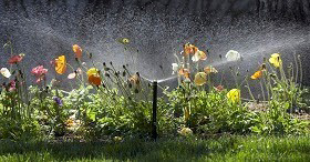 gartensprinkler rasensprinkler sprinkleranlage f r rasen garten. Black Bedroom Furniture Sets. Home Design Ideas